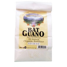 Indonesian Bat Guano, 2.2lb. Bag
